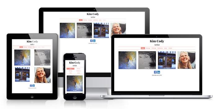Kim Cody's Website.